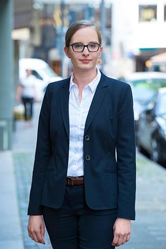 Foto von Rechtsanwältin Melanie Schmitt B.A. von der Kanzlei Pauly Rechtsanwälte Köln