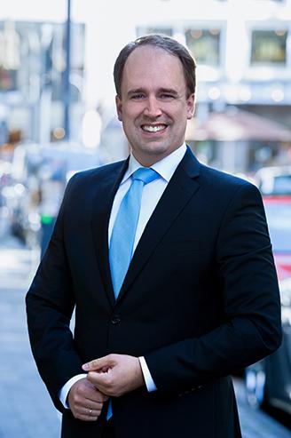 Foto von Dr. Andreas Hamacher von der Kanzlei Pauly Rechtsanwälte Köln