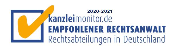 Pauly Kanzleimonitor 2021