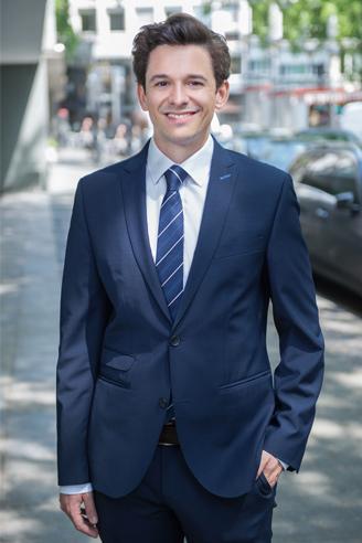 Foto von Dr. Manuel Stückemann von der Kanzlei Pauly Rechtsanwälte Köln