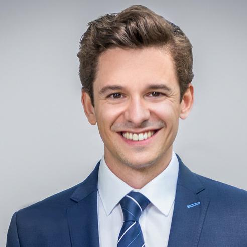 Portrait Rechtsanwalt Dr. Manuel Stückemann von der Kanzlei Pauly Rechtsanwälte Köln